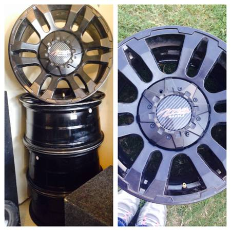 Rims for sale ford f250 or f350