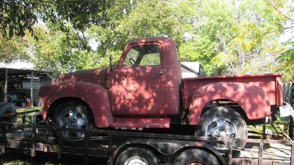 1948 Chevy 1.5 ton truck - $3500 (San Marcos, Texas at exit 206)