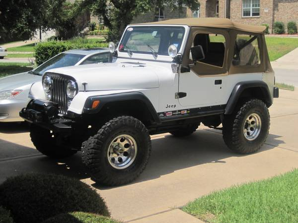 AWESOME CUSTOM BUILT 1984 JEEP CJ7 (Cedar Park, TX)
