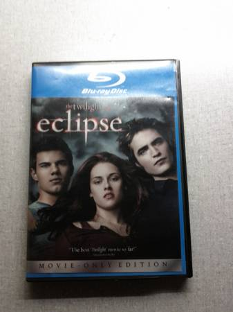 Eclipse  The Possession  and Abduction Blu-Rays -   x0024 15  San Marcos