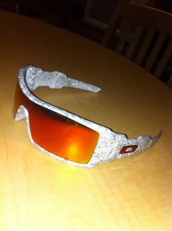 Oakley Oil Rig O-ZONE EXCLUSIVE - $110 (New Braunfels tx)