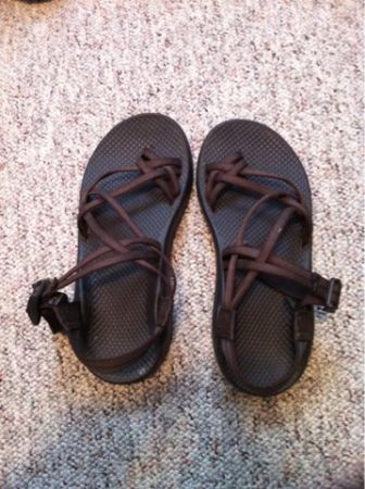 CHACOS- mens size 8 (womens 9ish) - $40 (San Marcos)