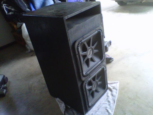2 Kicker L5 15s for sale - $325 (New Braunfels, Texas)