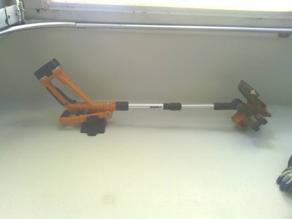 WORX WEED EATER - $15 (SAN MARCOS)