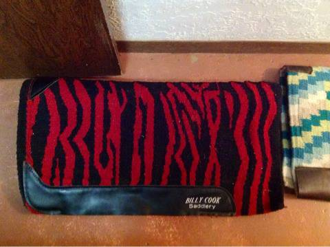 Billy Cook Saddle Pad - $70 (San Marcos )