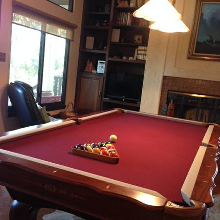 POOL TABLE 8  -   x0024 1500  WIMBERLEY
