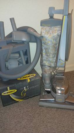 kirby ultimate g series vacuum - $125 (san marcos)