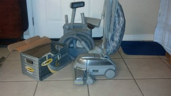 Kirby Vacuum Ultimate G Series - $400