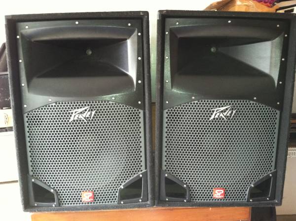 Peavey SP2 Speakers - $425 (San Antonio TX)