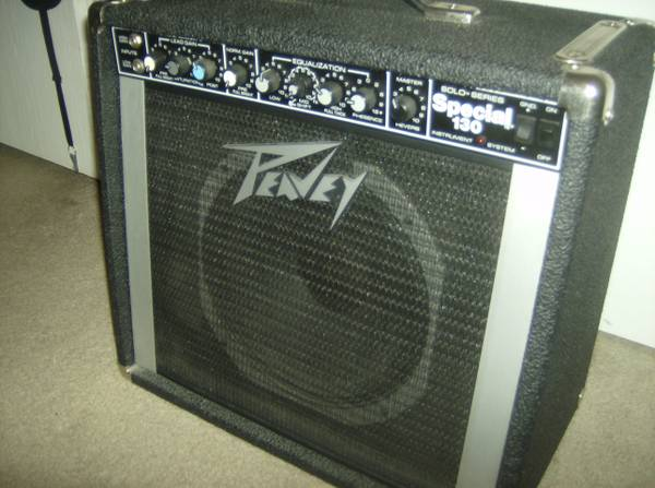Peavey Special 130 Amp - $75 (New Braunfels)