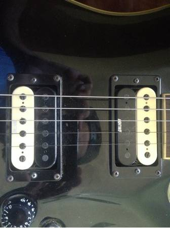 Diamond series schecter c-1 elite - $250 (San Marcos )