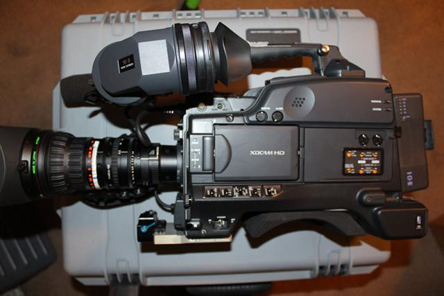 Sony PDW-F350 Camcorder Production Kit   $3000