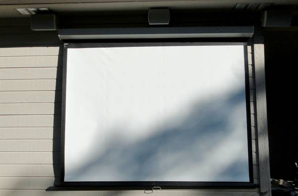 Luma 2 Professional Ceiling Wall Projection Screen -   x0024 125  San Marcos  TX