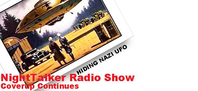 NightTalker Radio Show - The Alien Agenda and UFO Technologies