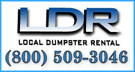 Dumpster Rental in Shreveport, Alexandria, New Orleans, Monroe