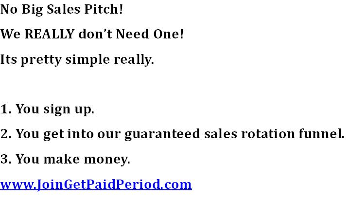 Want Income From Home We GUARANTEE To Get YOU Sales YOU Keep The Commissions