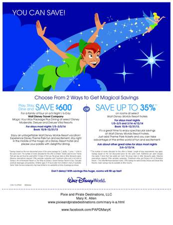 Your DISNEY travel specialist