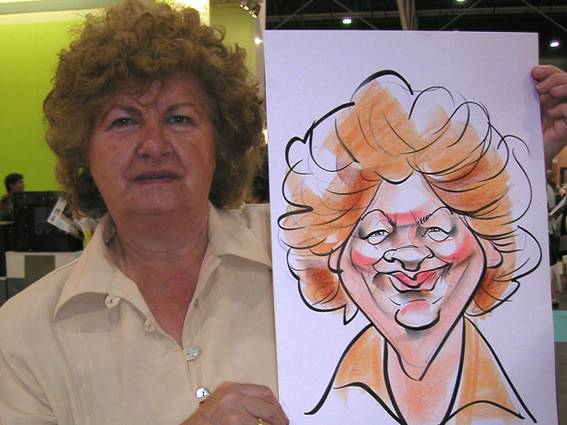 Caricature Artist s  wanted for Lousiana State Fair