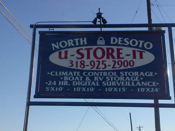 NORTH DESOTO STORAGE UNITS    STONEWALL  LA