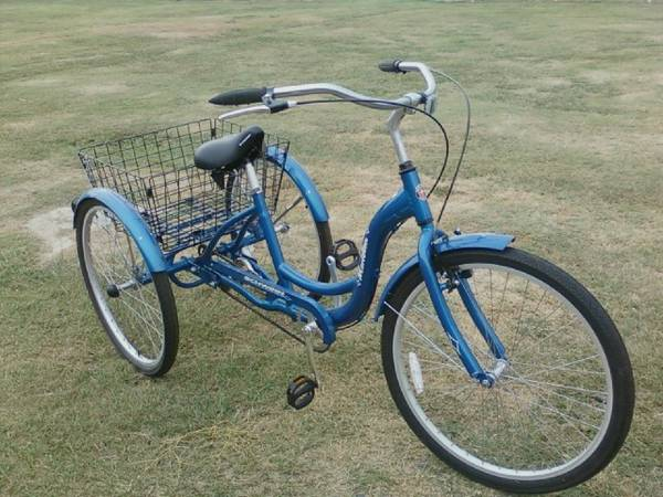 3 wheel bicycle 26 brand new - $250 (hope,ar.)