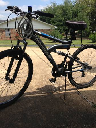 Mongoose XR-75 26 Mountain Bike - $150 (Gilmer)