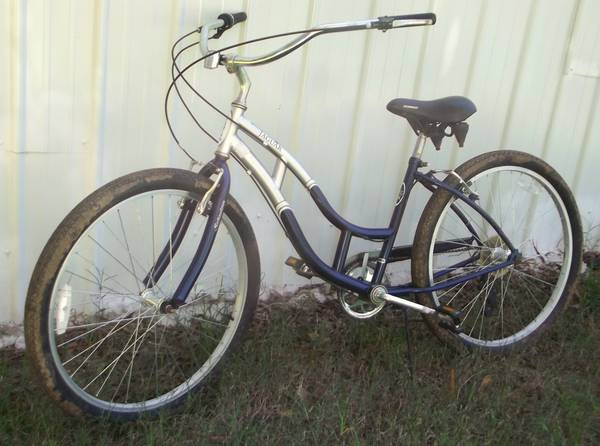 Schwinn Jaguar 7 Speed Blue Bicycle - $80 (Doyline, La)