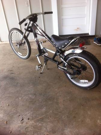 OCC stingray chopper trade for mountain bike - $125 (shreveport)