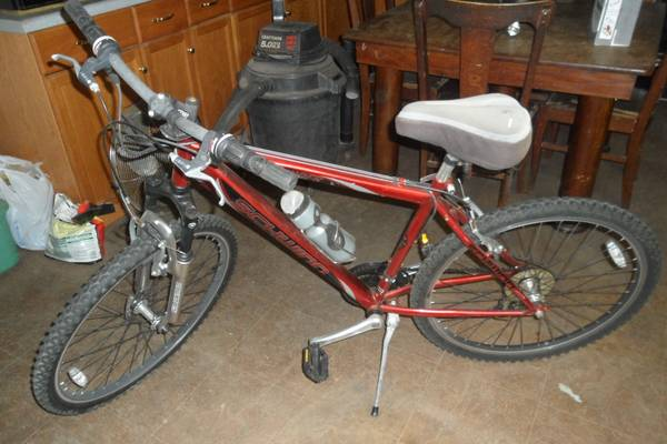 Schwinn Sidewinder 26 Mens Mountain Bike - $125 (Haughton, LA)