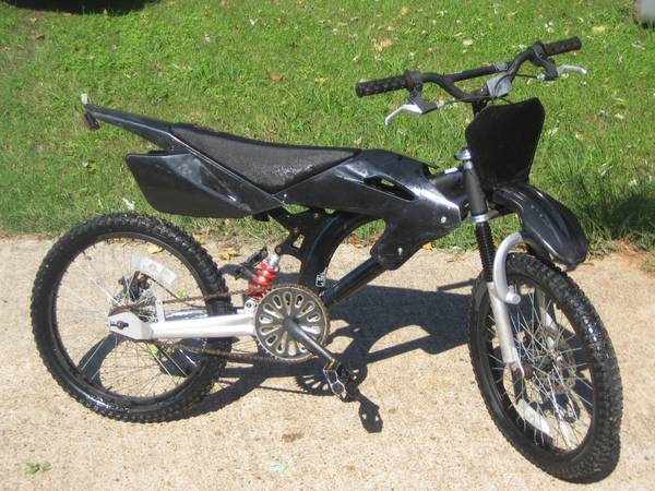 boys or girls Moto Bicycle 4 sale... - $75 (n.bossier)