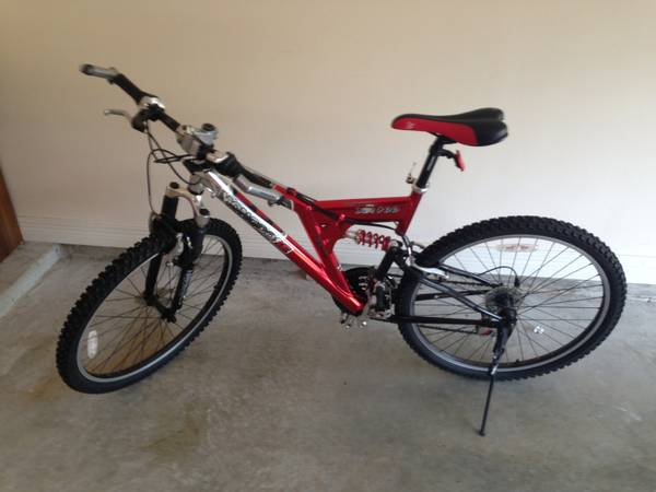 Mongoose Mountain Bike - $125 (Shreveport)