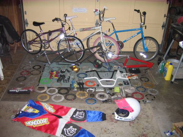 CASH$ paid for Old school BMX bikes L()()K for details (Shreveport)
