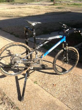Tomac 98 Special Pro Dual Suspension - $500 (Shreveport)