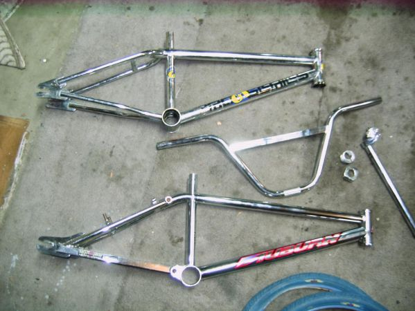 WANTED your 80s bmx bikes