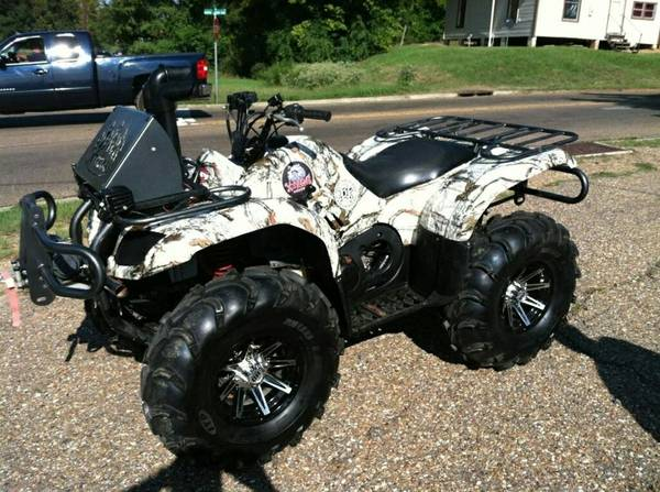 06 grizzly 660  - $5000 (Haughton)