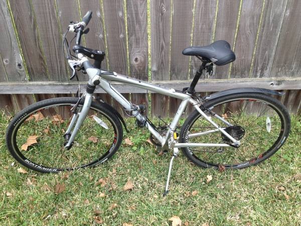 Mens Trek 7700 Hybrid 44.5cm - $500 (Shreveport)