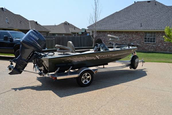 2012 Xpress X17 17 Bass Boat - $17000 (Bossier City, La)