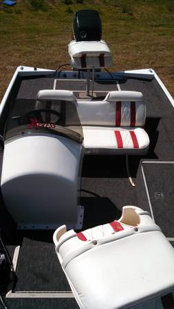 1998 Xpress bass boat - $8000 (Jonesville, LA)