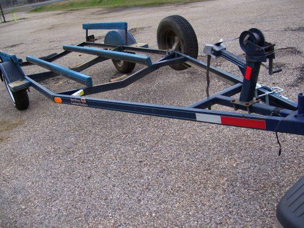 Trailer for Jon Boat Flatbottom or what ever (15-16 foot) - $475 (Longview)