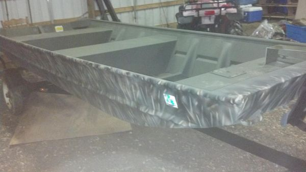 Camo Boat Seats For Sale