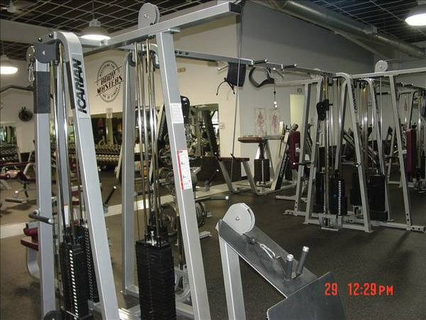 COMMERCIAL HEALTH CLUB EQUIPMENT-BEST ON CRAIGSLIST     PRICE REDUCED  -   x0024 58900  LONGVIEW  TEXAS