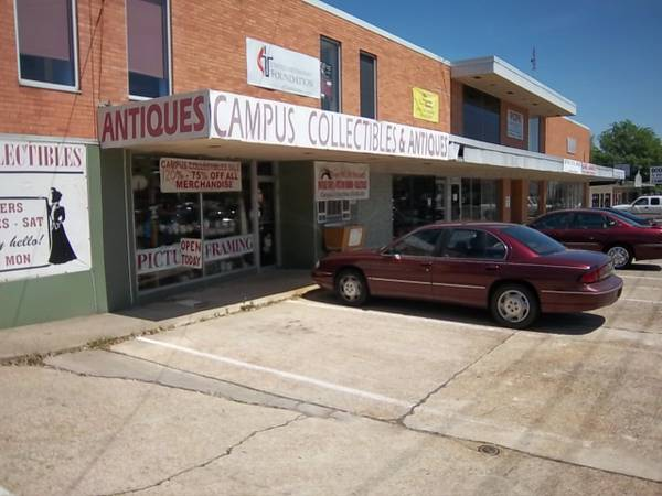 Campus Collectibles 4 Sale -   x0024 120000  Shreveport