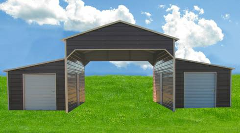Barn Building (Winslows Portable Buildings 4110 East texas St. Bossier City)