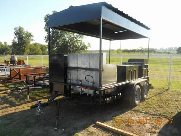 Catering Equipment Trailers - Everything Goes ONE PRICE - Your Gain - $15000 (Shreveport, LA)