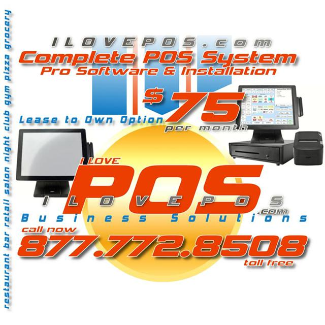 99  New Complete POS System w Pro Sottware