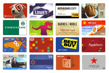 1 000  Get Cash for Gift Cards