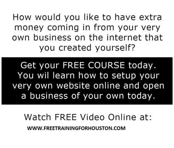 Free Online  Training Course