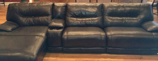 Chocolate Couch by Ashley Furniture - $1200 (Shreveport, LA)