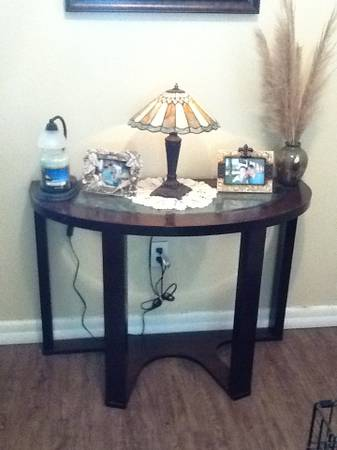 Ashley Furniture Entry Table - $75 (Bossier City)