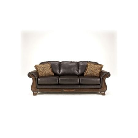 Gotta see Gorgeous wood trimmed SOFA ONLY $399 NEW - $399 (-Shreveport-)