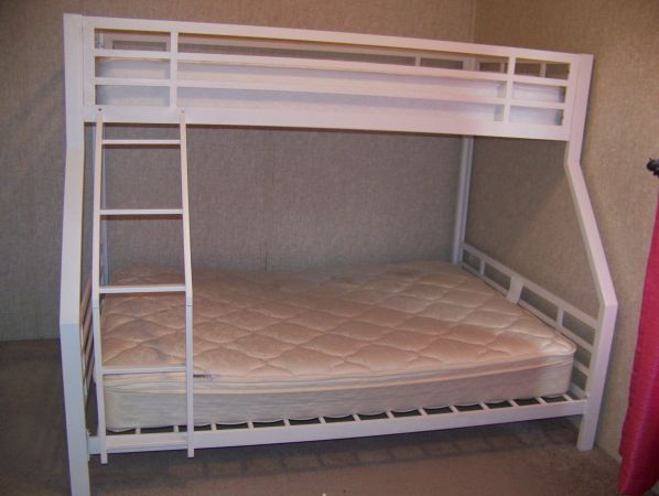 Ashley Furniture Bunkbed TwinFull - $200 (Bossier City, Louisiana)
